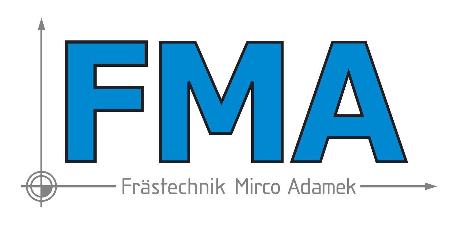Logo Frästechnik Adamek